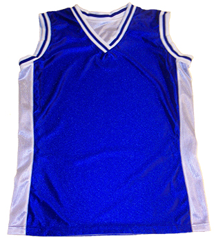 WBJ-18 Women's Reversible Basketball Jersey